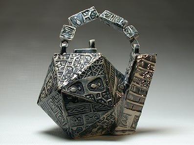 Stamped Icosahedron